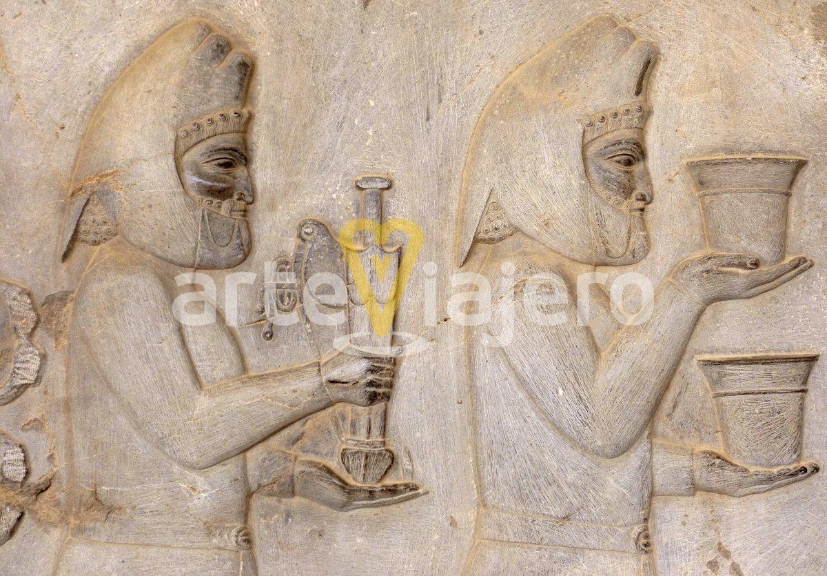 persépolis, sala apadana