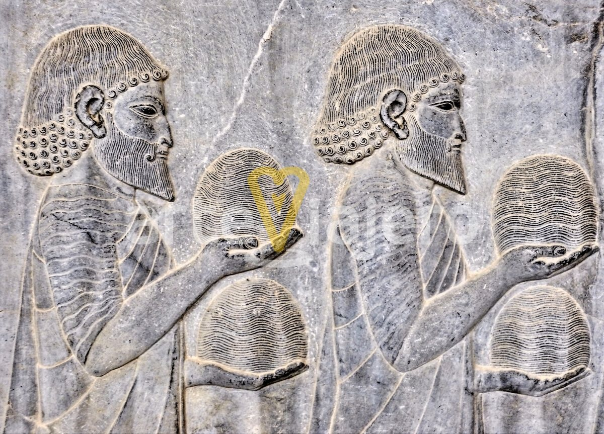 apadana de persépolis