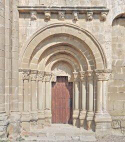 iglesia de santiago de agüero
