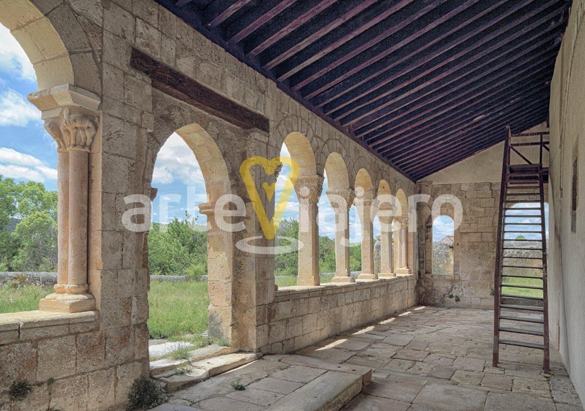 iglesia de san juan del arenal