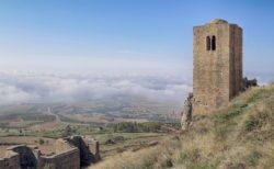 torre del castillo de loarre