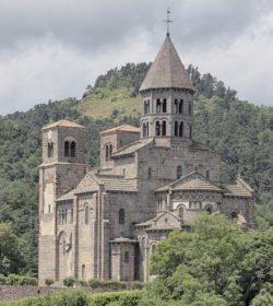 iglesia de saint nectaire