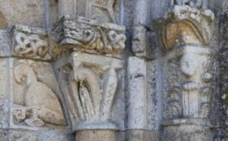 románico ourense
