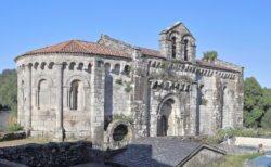 monasterio de san pedro de vilanova de dozón