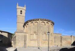 iglesia de san martín uncastillo