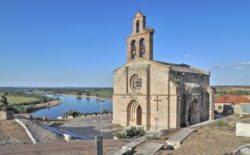 iglesia de santa maría del castillo, castronuño