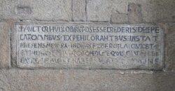 inscripción celanova