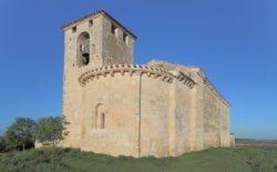 iglesia de san cipriano, oquillas