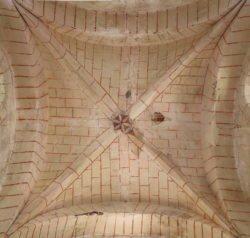 bóveda mozárabe