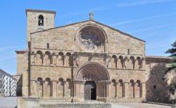 iglesia de santo domingo soria