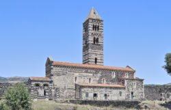 iglesia de saccargia
