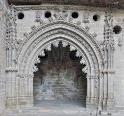 capilla de san victorián, san juan de la peña