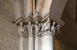 capiteles de la catedral vieja de salamanca