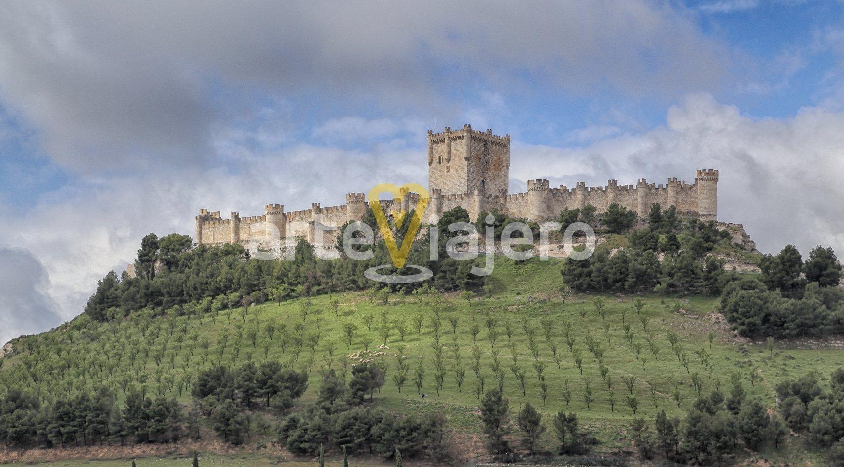 castillo de peñafiel