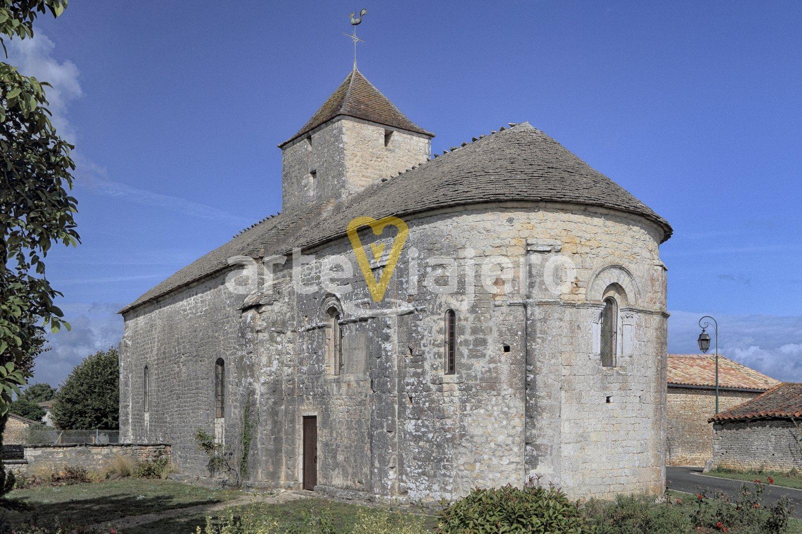 église champagné le sec
