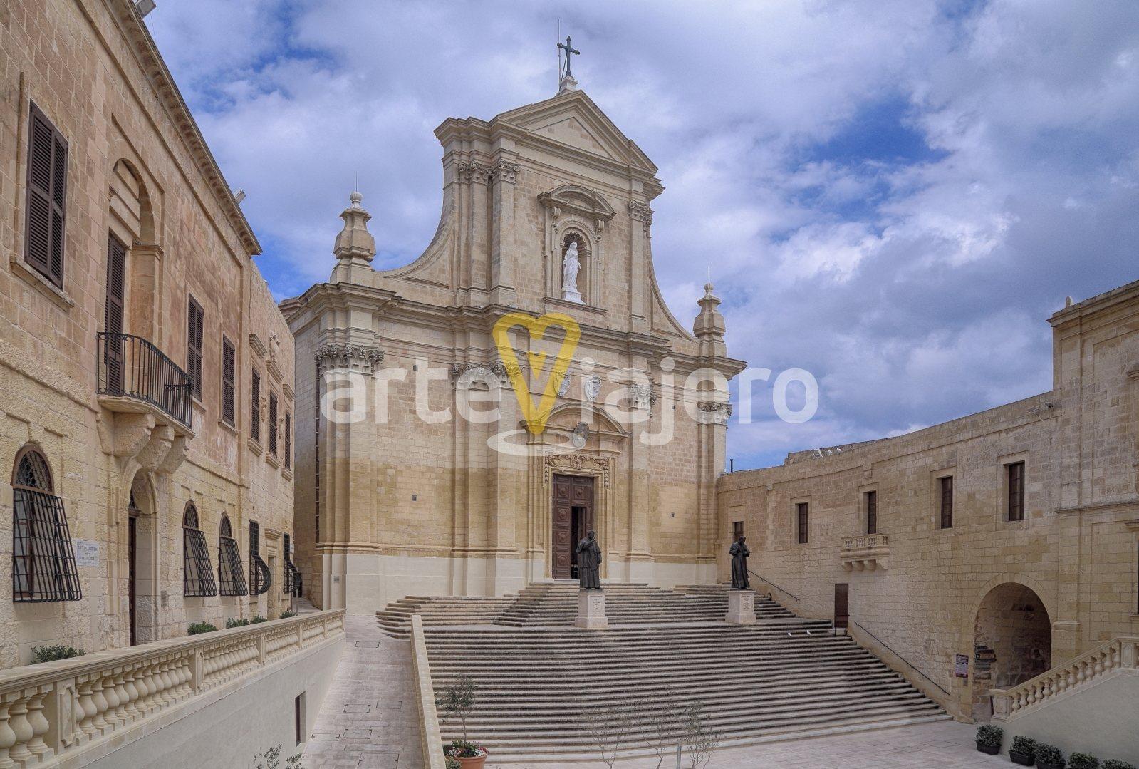 catedral de gozo