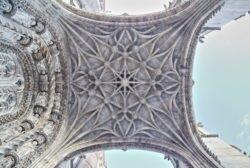 bóveda catedral de albi