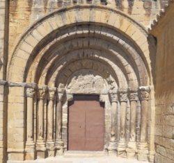 el frago, iglesia de san nicolás