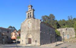 iglesia de santa maría de castrelos
