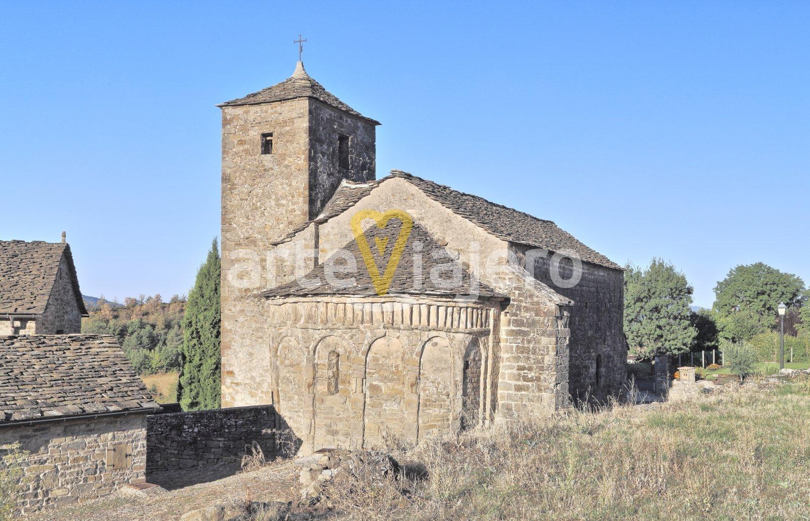 iglesia de isún de basa