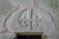 tímpano románico galicia