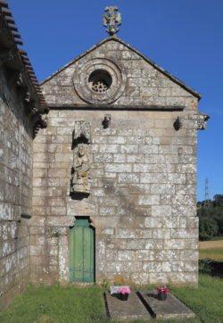 capilla monasterio de ansemil