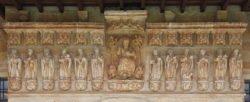 frisos románicos de palencia