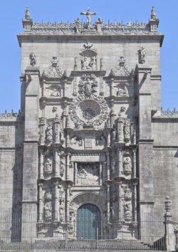 basílica de santa maría la mayor pontevedra