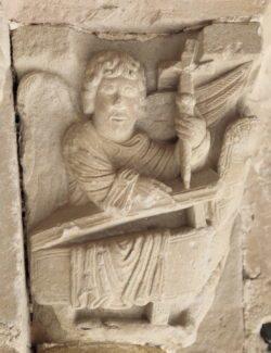 capitel visitatio sepulchri