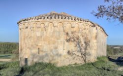 ermita santibáñez de esgueva