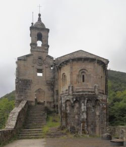 monasterio de caaveiro, galicia