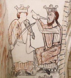 pintura románica valladolid