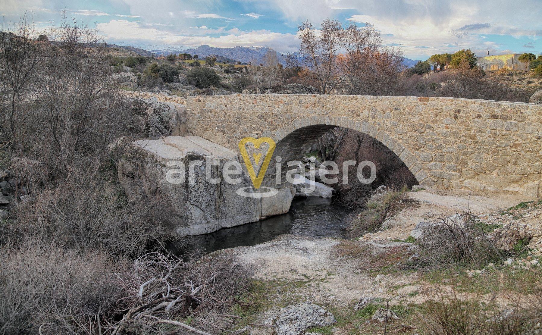 puente del batán, colmenar viejo