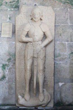 sepulcro medieval