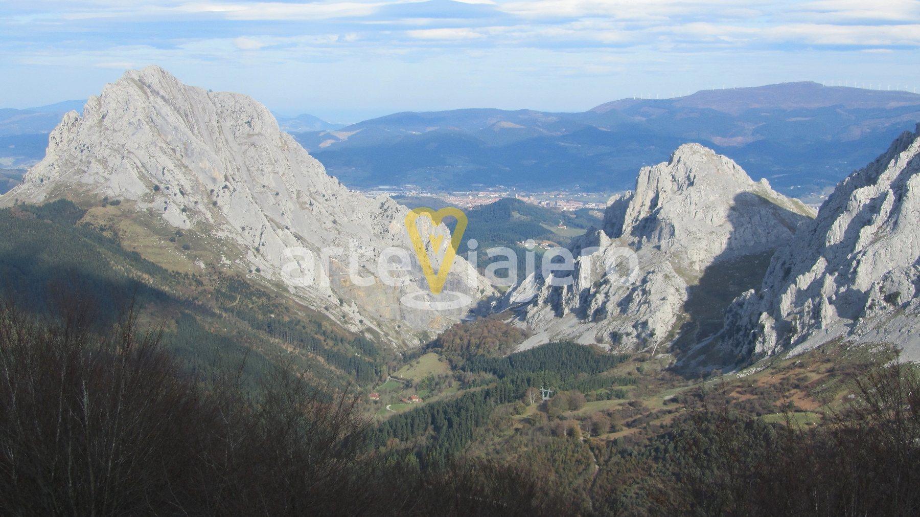 montes de urkiola