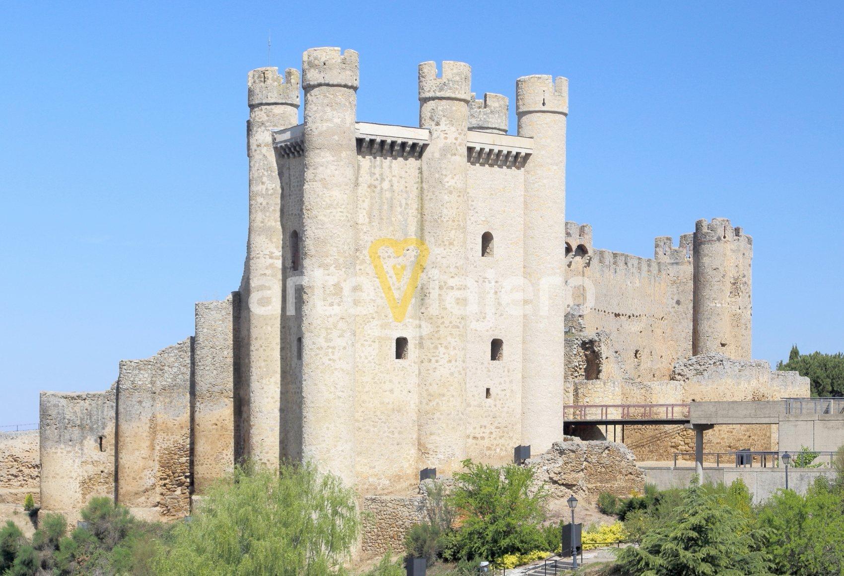 valencia de don juan, castillo de coyanza