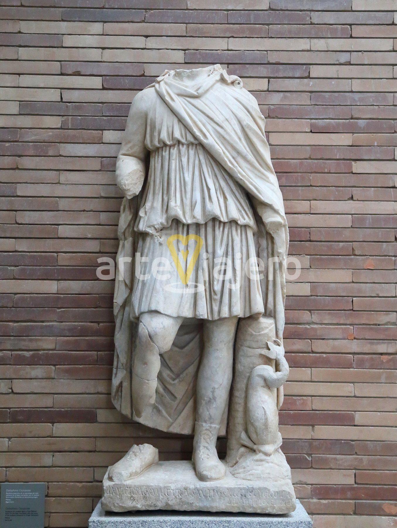 estatua de cautópates