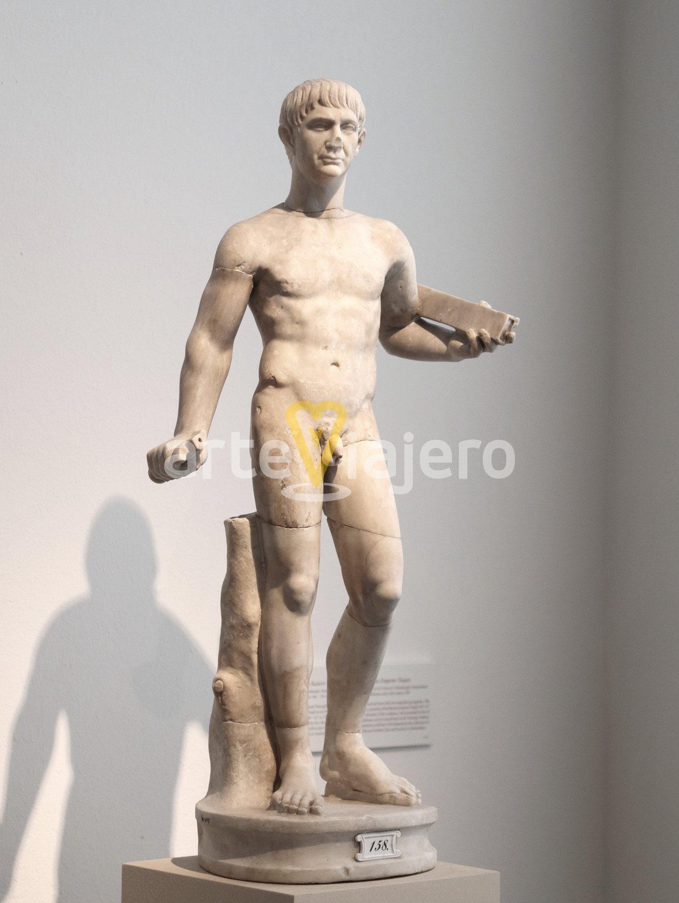 escultura de trajano