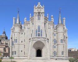 palacio epíscopal de astorga