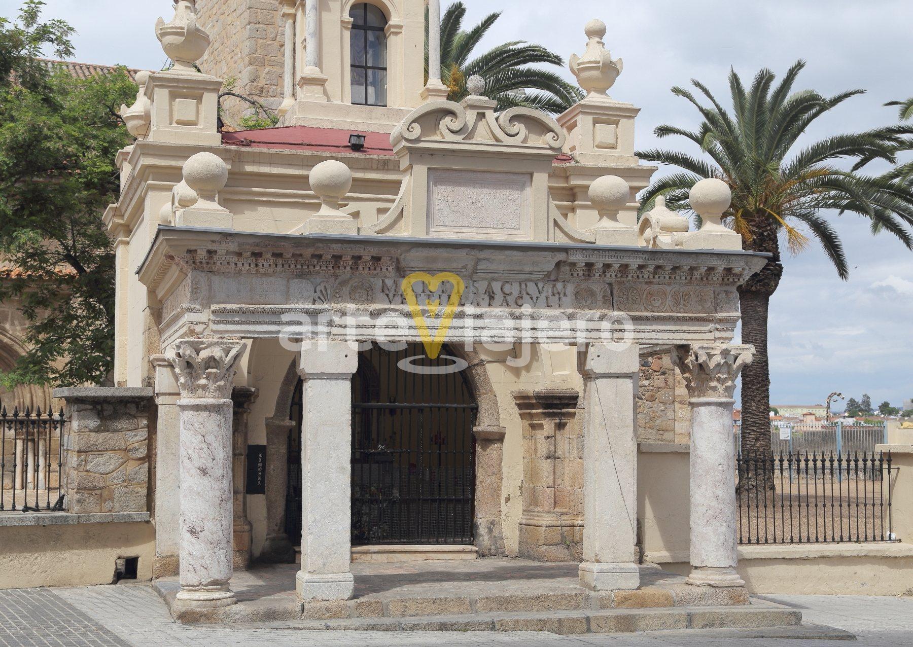 templo de marte de mérida
