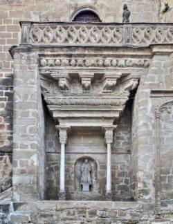 iglesia de san pablo de úbeda