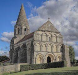 église saint cybard