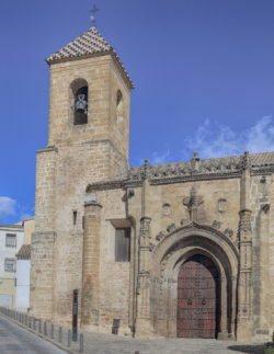iglesia de san nicolás de bari úbeda