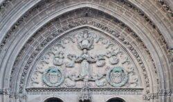 tímpano gótico úbeda