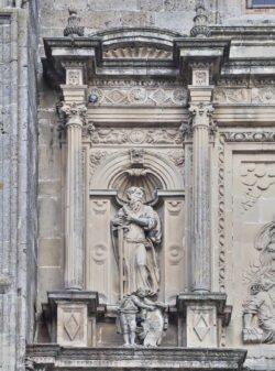 iglesia del salvador de ubeda