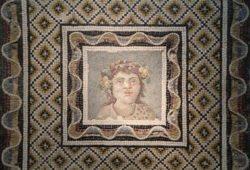 mosaico palazzo massimo