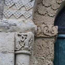 detalles románicos