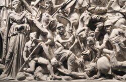 bárbaros contra romanos