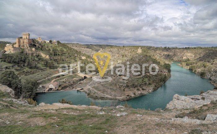 meandro río júcar