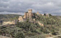 castillo de alarcón cuenca